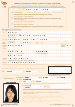 Test case format related keywords suggestions test - Credit carrefour papier a fournir ...